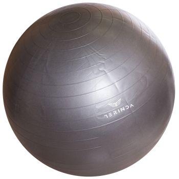 Terinda BALA, gimnastična žoga, siva