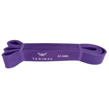 Terinda POWER, fitnes trak, vijolična