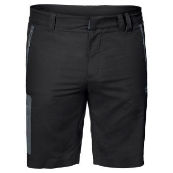 Jack Wolfskin ACTIVE TRACK SHORTS M, hlače, črna