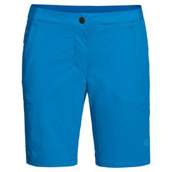 Jack Wolfskin HILLTOP TRAIL SHORTS W, hlače, modra