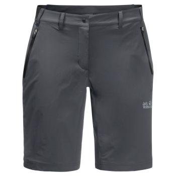 Jack Wolfskin DELTA SHORTS W, hlače, siva