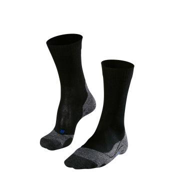 Falke TK2 COOL, nogavice m.poh, črna