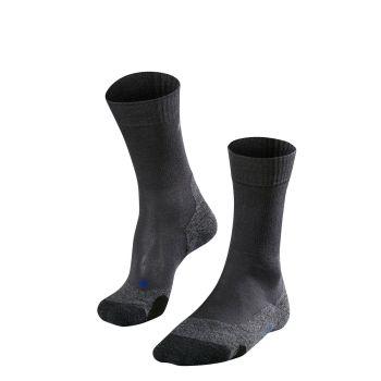 Falke TK2 COOL, moške smučarske nogavice, črna