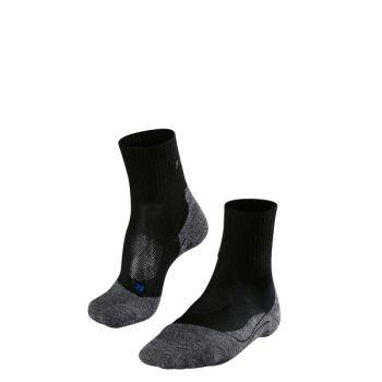 Falke TK2 SHORT COOL, nogavice m.poh, črna