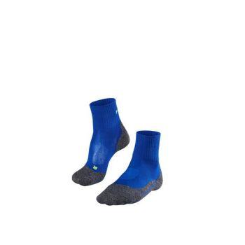 Falke TK2 SHORT COOL, moške pohodne nogavice, modra