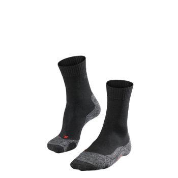 Falke TK2, nogavice ž.poh, črna