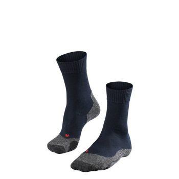 Falke TK2, nogavice m.poh, črna