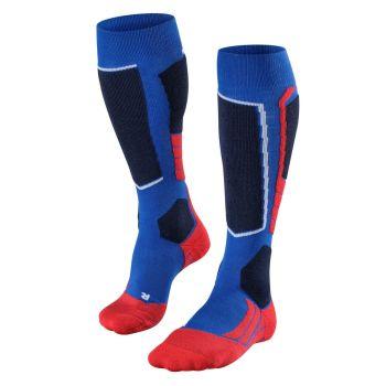 Falke SK2, moške smučarske nogavice, modra
