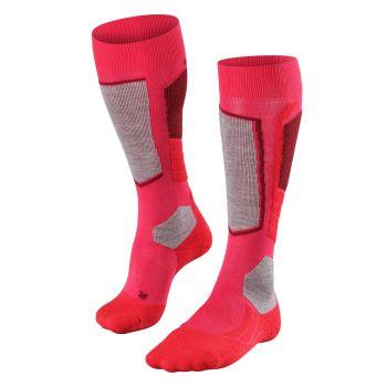 Falke SK2, nogavice ž.smu, rdeča