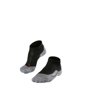 Falke FALKE RU4 SHORT, moške tekaške nogavice, črna
