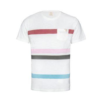 Protest ROS, moška majica, bela
