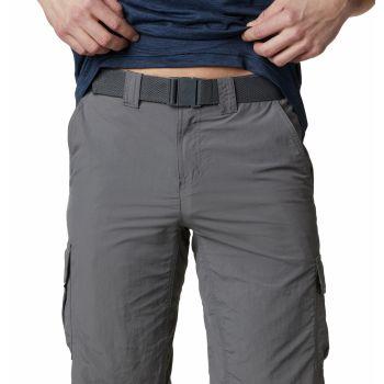 Columbia SILVER RIDGE II CARGO SHORT, hlače, siva