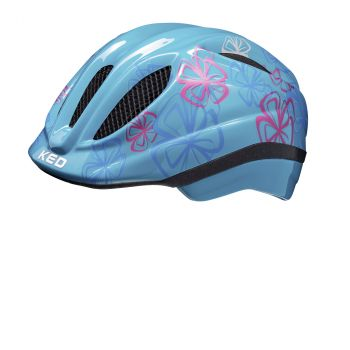 Ked MEGGY, otroška kolesarska čelada, modra