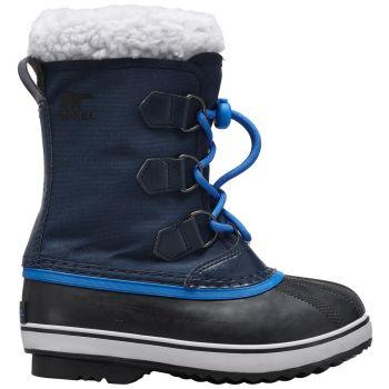 Sorel YOOT PAC NYLON, otroški čevlji, modra