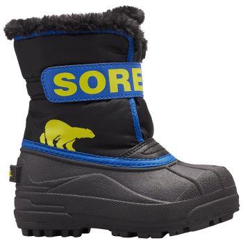 Sorel CHILDREN'S SNOW COMMANDER, otroški čevlji, črna