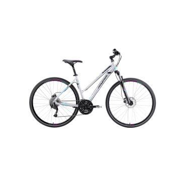 Genesis SPEED CROSS SX 4.1 W, žensko treking kolo, bela