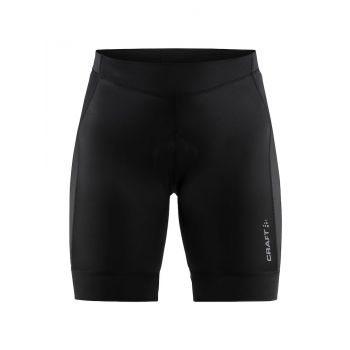 Craft RISE SHORTS W, hlače kolesarske, črna