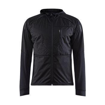 Craft ADV WARM TECH JACKET M, moška jakna, črna