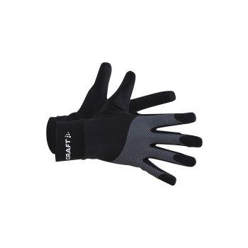 Craft ADV LUMEN FLEECE GLOVE, rokavice, črna