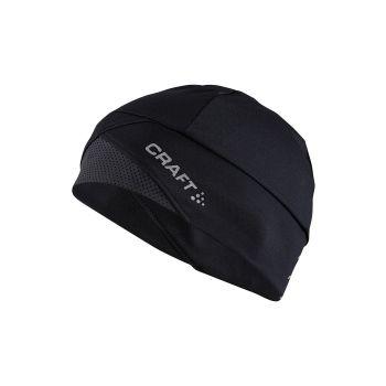 Craft ADV LUMEN FLEECE HAT, kapa, črna
