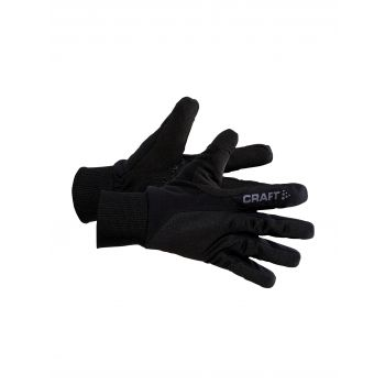 Craft CORE INSULATE GLOVE M, rokavice m.smu tek, črna