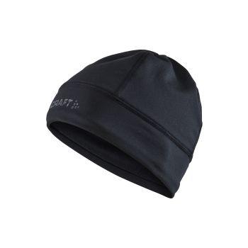 Craft CORE ESSENCE THERMAL HAT, kapa, črna