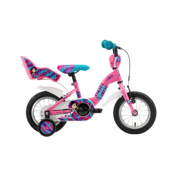 Genesis PRINCESSA 12, otroško kolo, roza