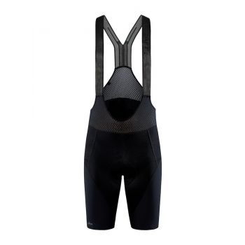 Craft ADV AERO BIB SHORTS M, moške hlače, črna