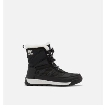 Sorel YOUTH WHITNEY II SHORT LACE, otroški čevlji, črna