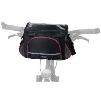 Cytec TREKKING HANDLEBAR BAG, kolesarska torba, črna