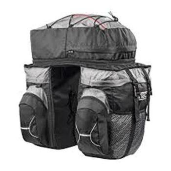 Cytec TRAVEL 3 PACK, kolesarska torba, siva