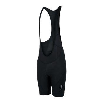 Ziener CEATON X-GEL-TEC, hlače kolesarske, črna