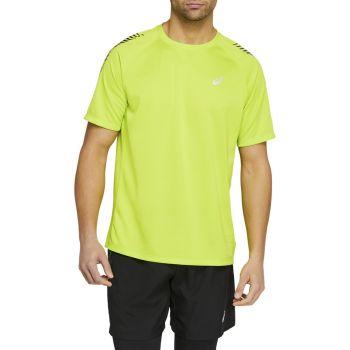 Asics ICON SS TOP, moška tekaška majica, zelena