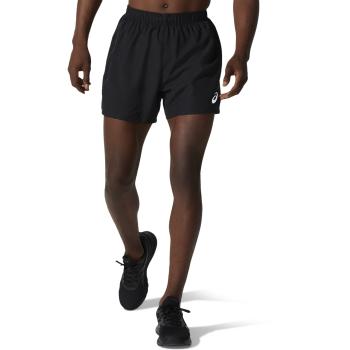 Asics CORE 5IN SHORT, moške kratke tekaške hlače, črna