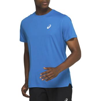 Asics CORE SS TOP, moška tekaška majica, modra