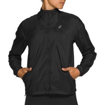 Asics TOKYO JACKET, ženska tekaška jakna, črna