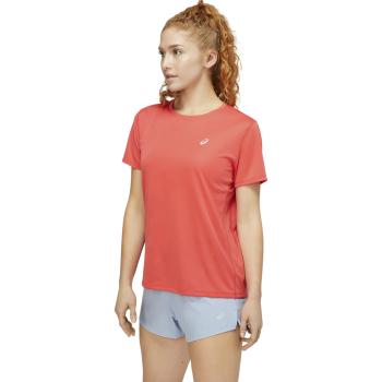Asics KATAKANA SS TOP, ženska tekaška majica, roza