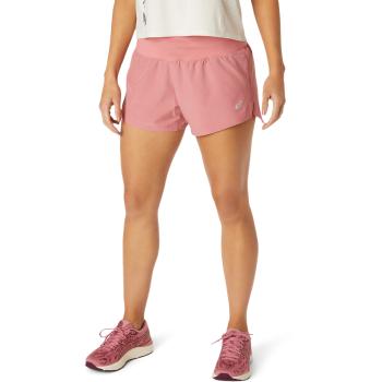 Asics ROAD 3.5IN SHORT, ženske tekaške hlače, roza