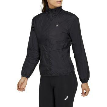 Asics FUTURE TOKYO JACKET, ženska tekaška jakna, črna