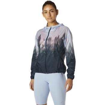 Asics KASANE JACKET GPX LITE, ženska tekaška jakna, siva