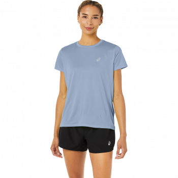 Asics CORE SS TOP, ženska tekaška majica, modra