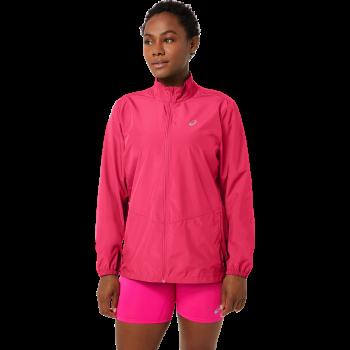 Asics CORE JACKET, ženska tekaška jakna, roza
