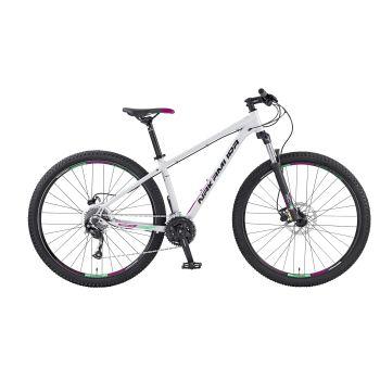 Nakamura CATCH 5.0 W, žensko gorsko kolo, bela