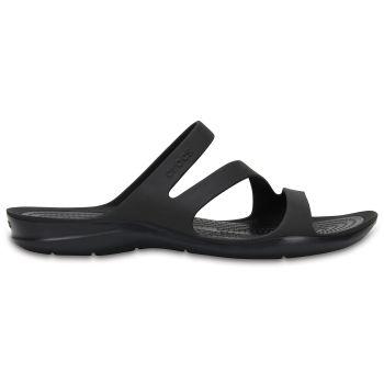 Crocs SWIFTWATER SANDAL W, natikači ž.poletje, črna