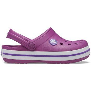 Crocs CROCBAND CLOG KIDS, natikači, vijolična