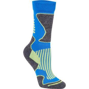 McKinley NEW NILS JRS, otroške smučarske nogavice, modra