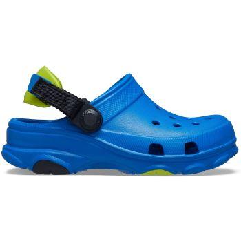 Crocs CLASSIC ALL TERAIN CLOG KIDS, natikači, modra