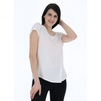 Lotto DINAMICO W IV TEE VI, ženska majica, bela