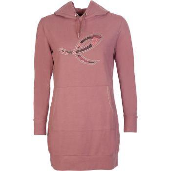 Energetics CATHERINE 3 L, pulover ž., roza
