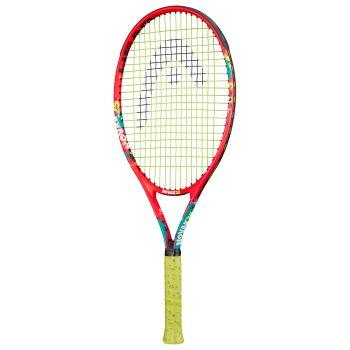 Head NOVAK 25, otroški tenis lopar, rdeča